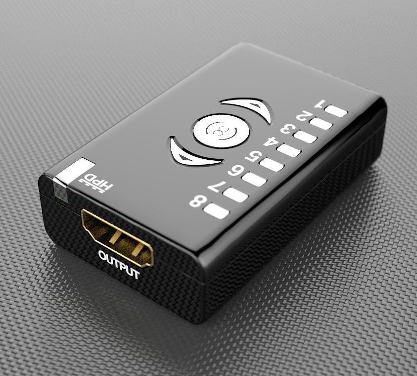HDfury Dr HDMI