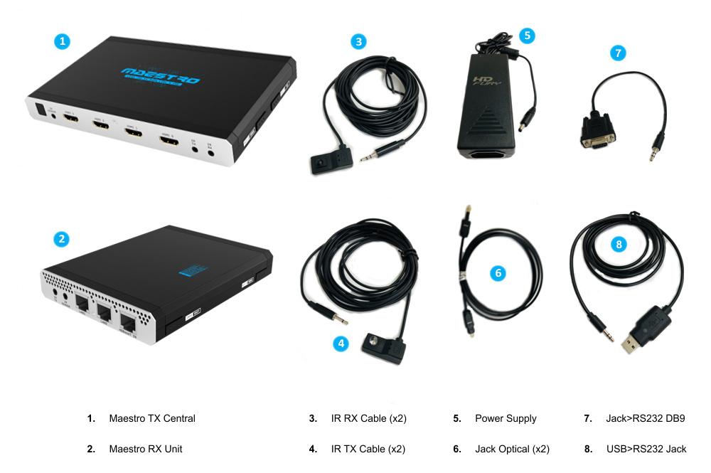 HDFury 4K-Maestro kit